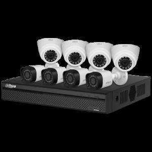 Kits 8 cámaras